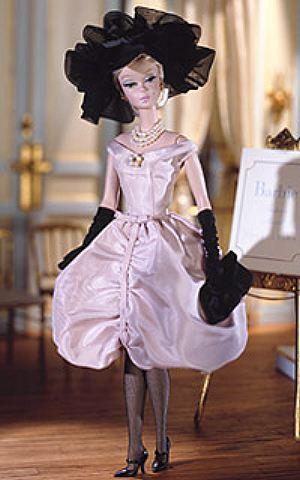Fashion Doll Collectors Club Of Great Britain Silkstone